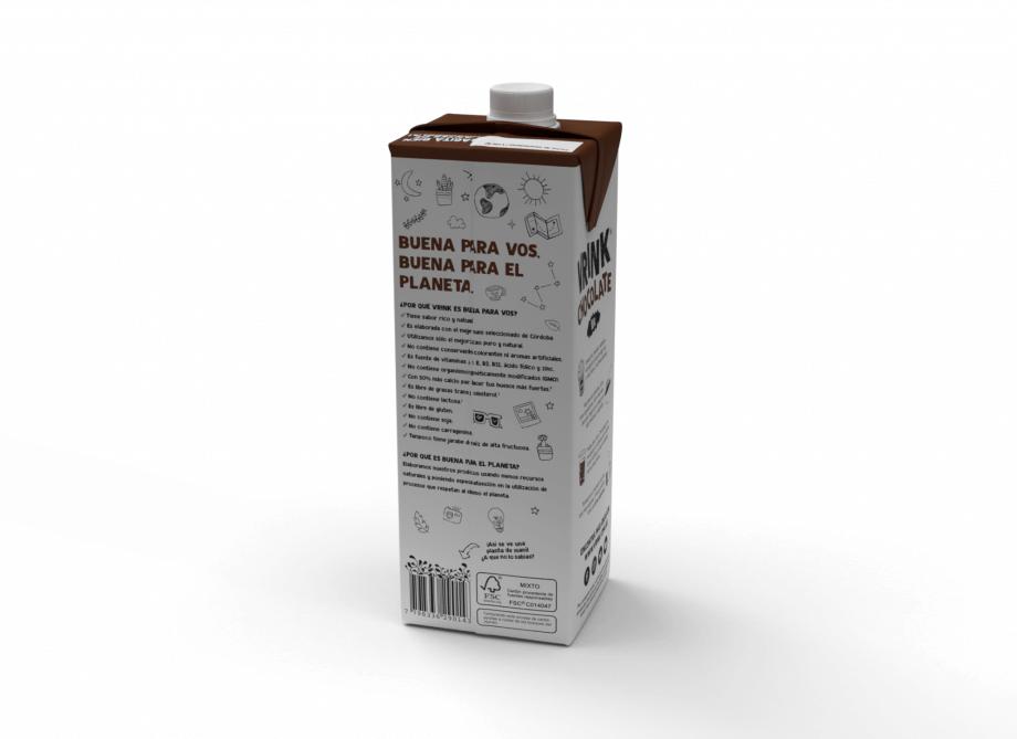 Vrink Chocolate de Maní
